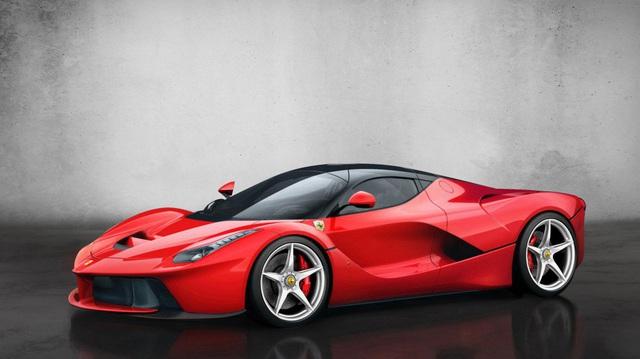 Rao bán Ferrari LaFerrari mới chạy trên quãng đường bằng từ Hà Nội đến Ninh Bình