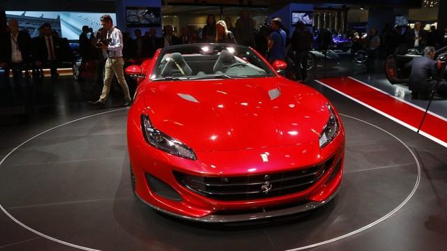 Ferrari Portofino - Siêu xe mui trần cá tính cho các hành trình khác nhau - Ảnh 3.