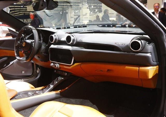 Ferrari Portofino - Siêu xe mui trần cá tính cho các hành trình khác nhau - Ảnh 17.