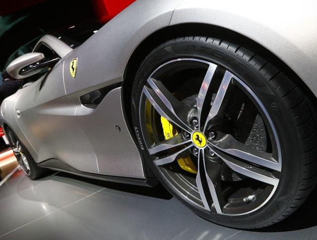 Ferrari Portofino - Siêu xe mui trần cá tính cho các hành trình khác nhau - Ảnh 10.