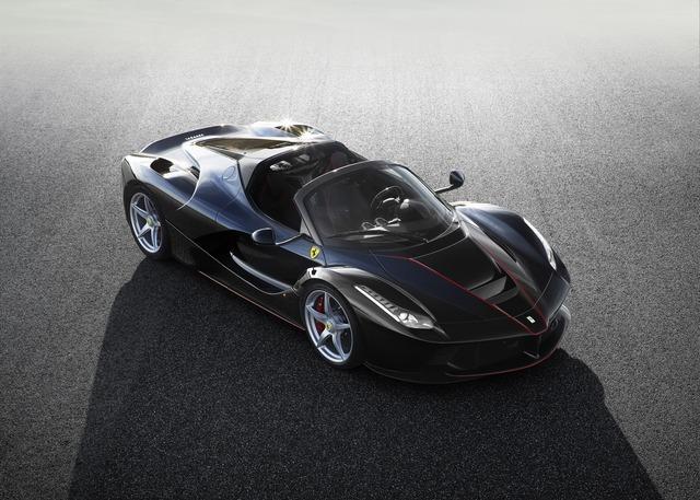 Đây là cơ hội cuối cùng cho các đại gia từng bị hãng Ferrari từ chối bán LaFerrari Aperta - Ảnh 1.