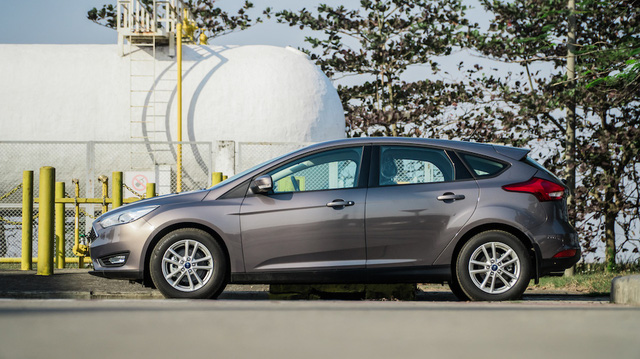 Bớt trang bị, Ford Focus Trend mới có giá chỉ 699 triệu Đồng tại Việt Nam