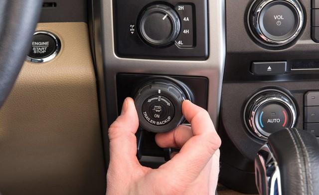 Những công nghệ nổi bật trên SUV/bán tải trong năm 2017 - Ảnh 6.