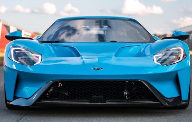 Nếu muốn sơn siêu xe Ford GT 2017 theo ý muốn, khách hàng phải chi hơn 600 triệu Đồng - Ảnh 3.