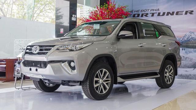 Ford Everest mới vừa lộ diện, đối thủ Toyota Fortuner 2018 đã được thông quan, sẵn sàng cho ngày mở bán - Ảnh 2.