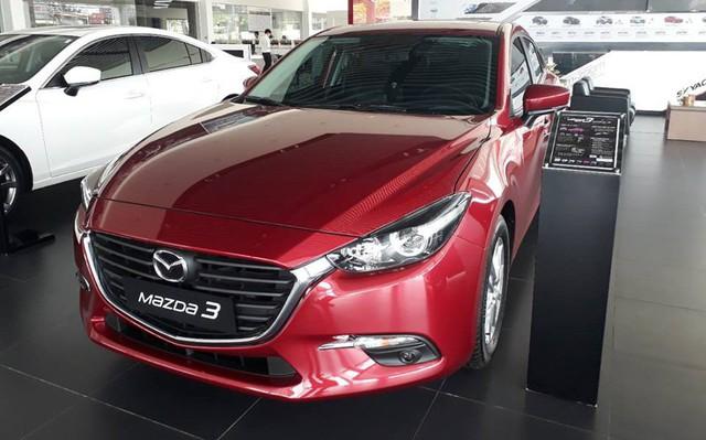 Mazda loạn giá xe giữa hãng và đại lý - Ảnh 1.