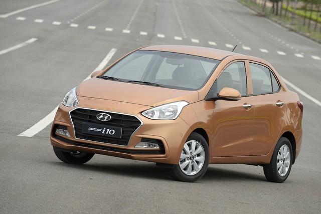 Hyundai Grand i10 có thể được trang bị động cơ điện - Ảnh 1.