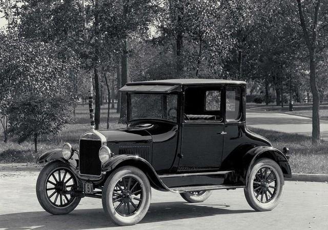 10 mẫu xe có ảnh hưởng nhất trong lịch sử - Ảnh 1.