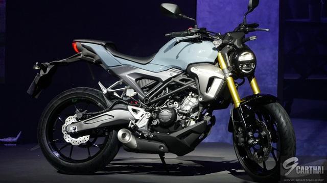 Xe naked bike Honda CB150R ExMotion chính thức trình làng tại Đông Nam Á