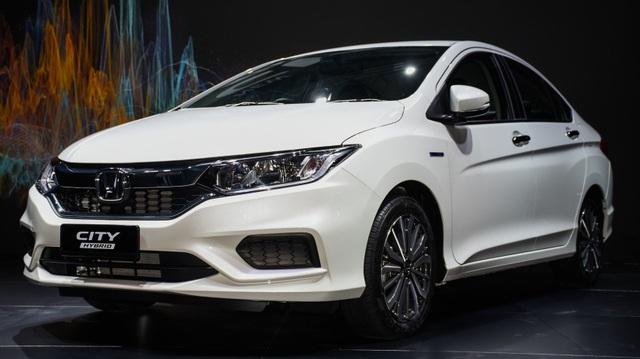 """Cận cảnh Honda City 2017 phiên bản """"ăn"""" 3,9 lít/100 km mới ra mắt Đông Nam Á"""