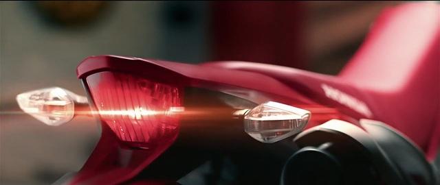 Honda hé lộ cào cào thương mại CRF150L cho người mới chơi - Ảnh 4.
