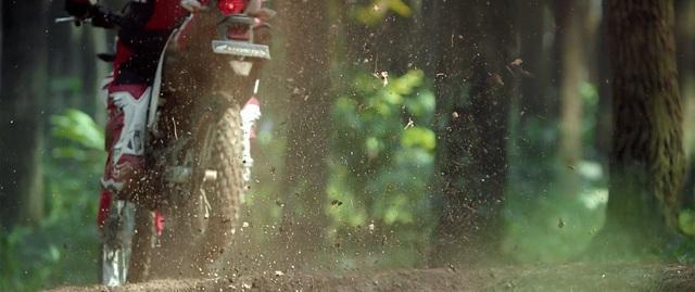 Honda hé lộ cào cào thương mại CRF150L cho người mới chơi - Ảnh 6.