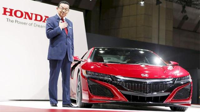 Honda liệu có chậm chân trong cuộc đua ra mắt xe tự lái?