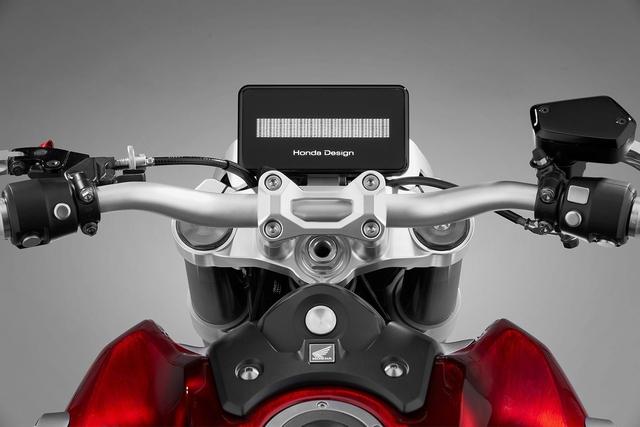 Neo Sports Café - Naked bike cổ điển mới nhất của Honda - Ảnh 4.