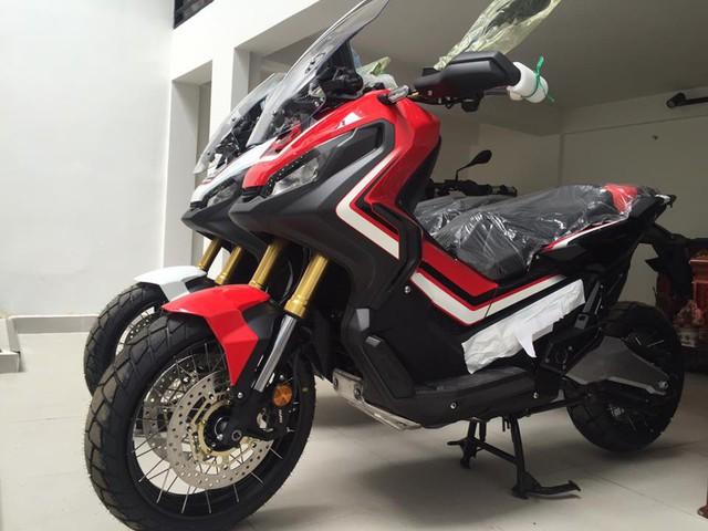 Lô hàng xe tay ga 750 phân khối Honda X-ADV đủ màu sắc cập bến Việt Nam, giá từ 560 triệu Đồng - Ảnh 5.