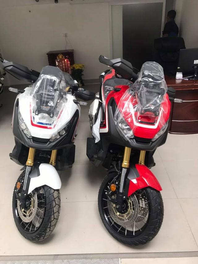 Lô hàng xe tay ga 750 phân khối Honda X-ADV đủ màu sắc cập bến Việt Nam, giá từ 560 triệu Đồng - Ảnh 3.