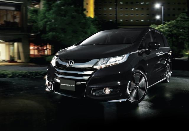 Honda Odyssey 2017 nâng cấp nhẹ, giá không đổi - Ảnh 1.