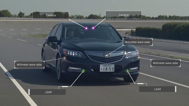 Honda liệu có chậm chân trong cuộc đua ra mắt xe tự lái? - Ảnh 1.