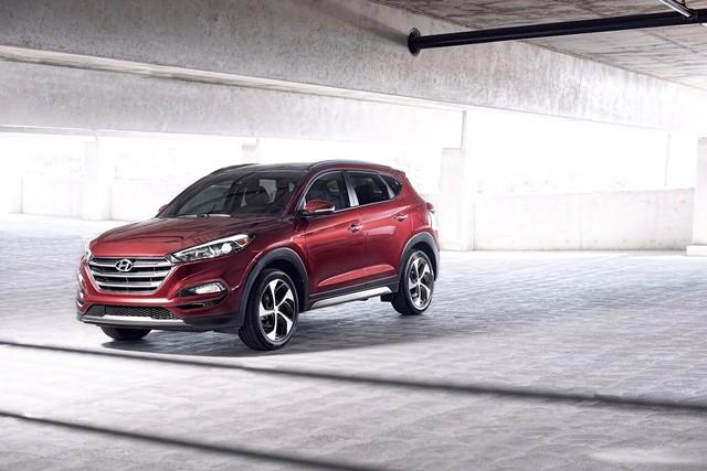 Đấu Mazda CX-5, Hyundai Tucson 2018 tăng phiên bản, bổ sung nhiều trang bị mới - Ảnh 4.