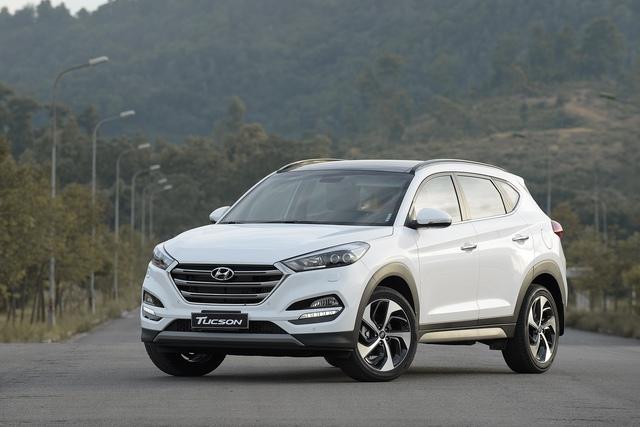 Hyundai Tucson 2017 ra mắt với giá rẻ bất ngờ 815 triệu, Mazda CX-5 và Honda CR-V gặp thách thức lớn - Ảnh 7.