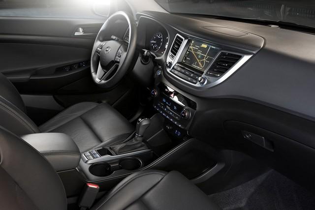 Đấu Mazda CX-5, Hyundai Tucson 2018 tăng phiên bản, bổ sung nhiều trang bị mới - Ảnh 3.