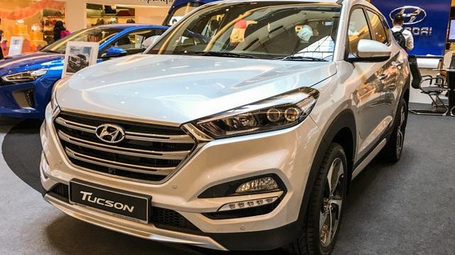 Diện kiến Hyundai Tucson Turbo mới, khác xe ở Việt Nam