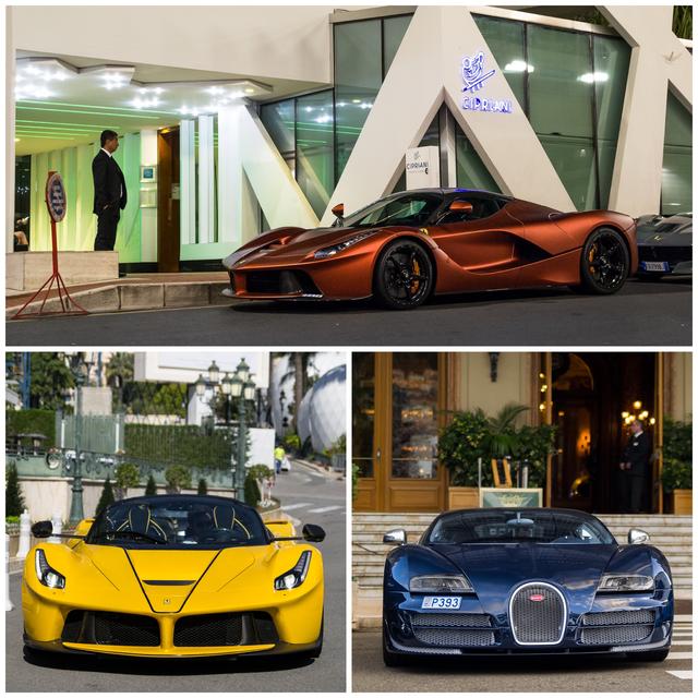 Những hình ảnh này cho thấy, Monaco không hổ danh là thiên đường siêu xe của thế giới - Ảnh 1.