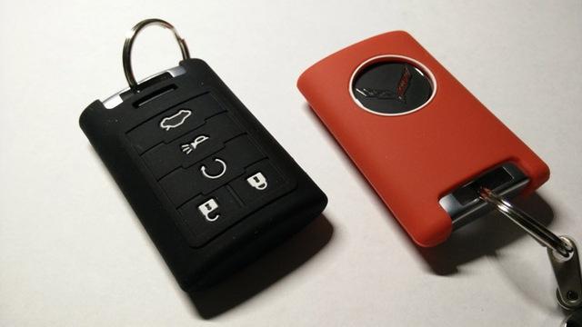 13 mẫu chìa khóa xe hơi ấn tượng, góp phần đưa việc lái ô tô lên một tầm cao mới - Ảnh 11.