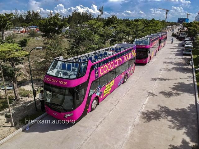 Khám phá và trải nghiệm xe buýt 2 tầng mới được bàn giao tại Đà Nẵng - Ảnh 10.