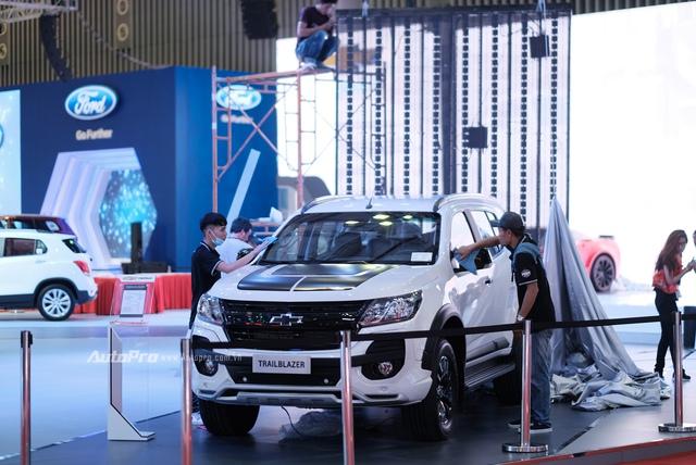 Điểm danh những mẫu xe sẽ gây bão tại Triển lãm Ô tô Việt Nam 2017 - Ảnh 1.