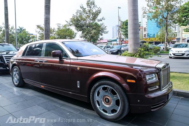 Đây là 5 mẫu xe Anh quốc đắt nhất lăn bánh tại Việt Nam, thương hiệu Rolls-Royce chiếm áp đảo - Ảnh 3.