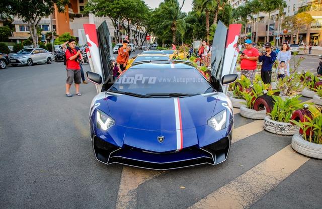 Cường Đô-la cùng Minh Nhựa hội ngộ siêu xe trên phố Sài thành - Ảnh 4.