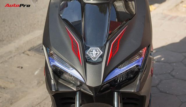Cận cảnh Honda Air Blade 125 phiên bản kỉ niệm 10 năm giá 41,6 triệu đồng - Ảnh 7.