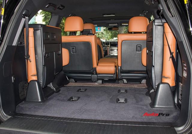 SUV hạng sang Lexus LX570 đi 2 năm bán lại giá 5,3 tỷ đồng tại Hà Nội - Ảnh 18.
