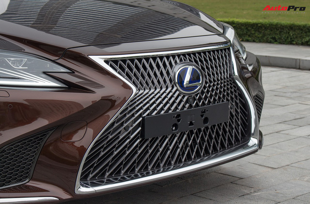Cạnh tranh Mercedes-Maybach S450, Lexus LS500h 2018 chốt giá từ 7,44 tỷ đồng tại Việt Nam - Ảnh 14.