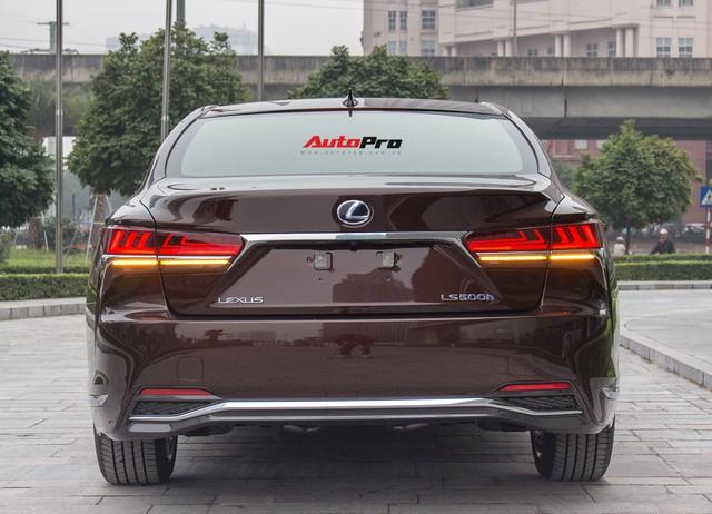 Cạnh tranh Mercedes-Maybach S450, Lexus LS500h 2018 chốt giá từ 7,44 tỷ đồng tại Việt Nam - Ảnh 12.