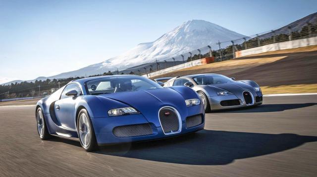 Trước Tesla Roadster, những mẫu xe nào nhanh nhất thế giới?