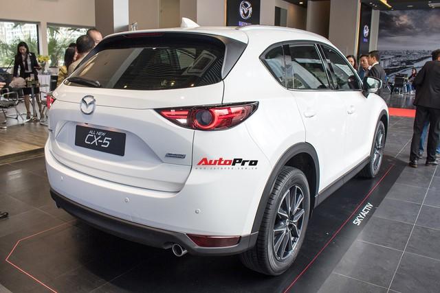 Mazda CX-5 hoàn toàn mới đã có mặt tại các đại lý - Ảnh 1.