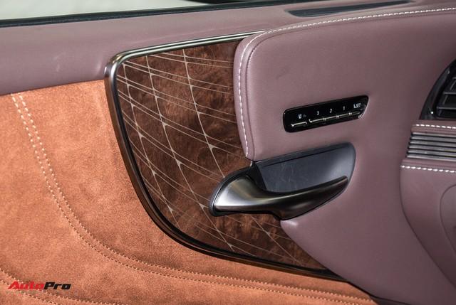 Cạnh tranh Mercedes-Maybach S450, Lexus LS500h 2018 chốt giá từ 7,44 tỷ đồng tại Việt Nam - Ảnh 23.