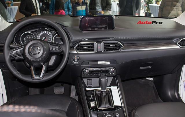 Mazda CX-5 hoàn toàn mới đã có mặt tại các đại lý - Ảnh 4.