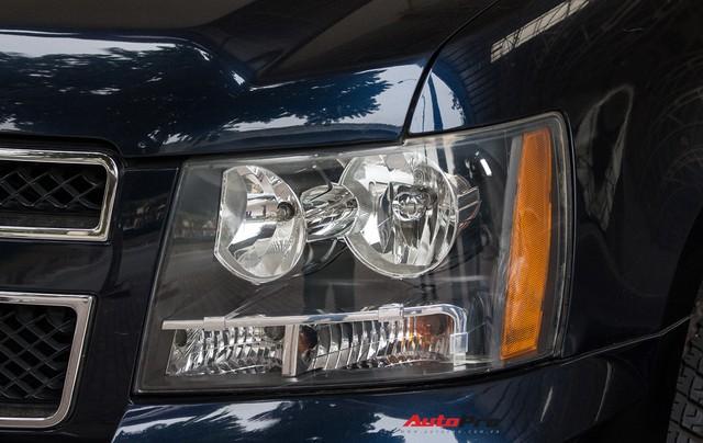 Khủng long Mỹ Chevrolet Suburban 2008 rao bán lại giá hơn 1,8 tỷ đồng - Ảnh 4.