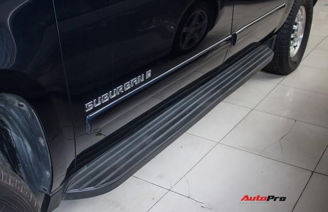 Khủng long Mỹ Chevrolet Suburban 2008 rao bán lại giá hơn 1,8 tỷ đồng - Ảnh 6.