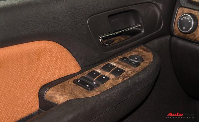 Khủng long Mỹ Chevrolet Suburban 2008 rao bán lại giá hơn 1,8 tỷ đồng - Ảnh 14.