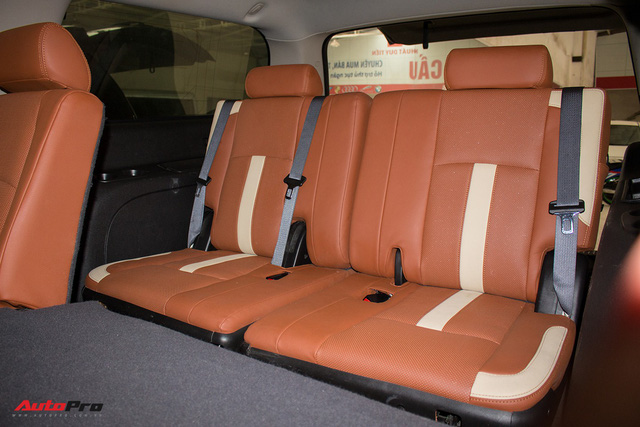Khủng long Mỹ Chevrolet Suburban 2008 rao bán lại giá hơn 1,8 tỷ đồng - Ảnh 17.