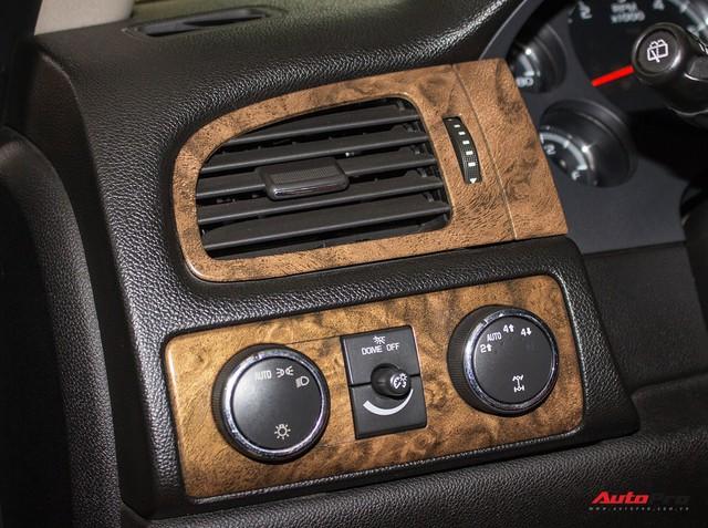 Khủng long Mỹ Chevrolet Suburban 2008 rao bán lại giá hơn 1,8 tỷ đồng - Ảnh 13.