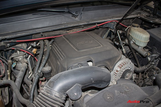 Khủng long Mỹ Chevrolet Suburban 2008 rao bán lại giá hơn 1,8 tỷ đồng - Ảnh 19.