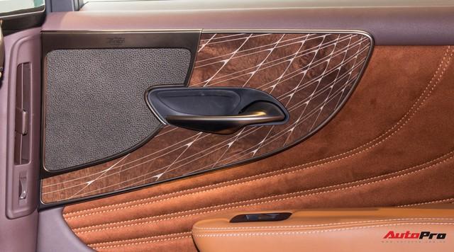 Cạnh tranh Mercedes-Maybach S450, Lexus LS500h 2018 chốt giá từ 7,44 tỷ đồng tại Việt Nam - Ảnh 25.