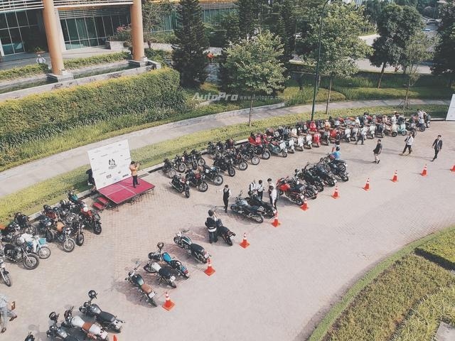 Hà Nội: Chất và bảnh như những quý ông lái xe tại DGR 2017 - Ảnh 1.