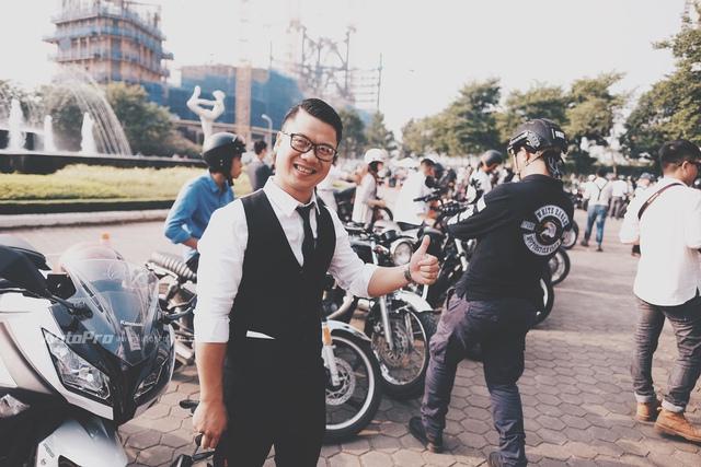 Hà Nội: Chất và bảnh như những quý ông lái xe tại DGR 2017 - Ảnh 10.