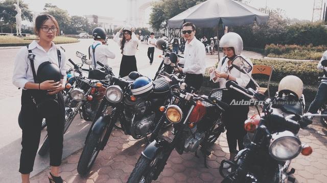 """Hà Nội: """"Chất"""" và """"bảnh"""" như những quý ông lái xe tại DGR 2017"""